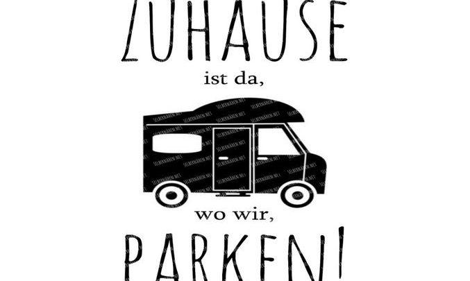 Wohnmobile und Wohnwagen