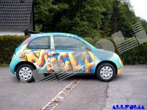 ALLFOLI Micra Graffity
