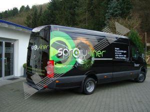 Transporter/LKW-Firmen/Fuhrpark